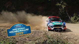 2019 Ford Otosan Kocaeli Rallisi // Rallivideo.com