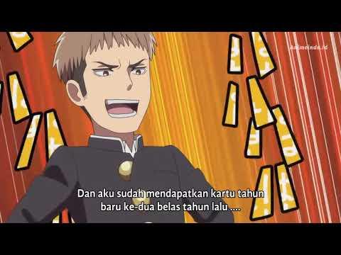 Shingeki! Kyojin Chuugakkou Episode 1 SUB INDO