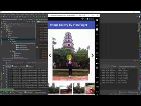 Image Gallery by ViewPager Android - Learn Programming Together