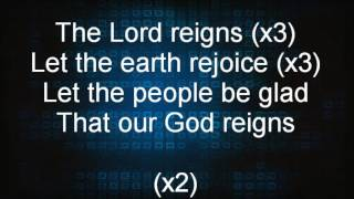 The Lord Reigns   MS