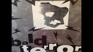 bald terror rotterdam records 1993 full ep 90s oldskool techno gabba rave
