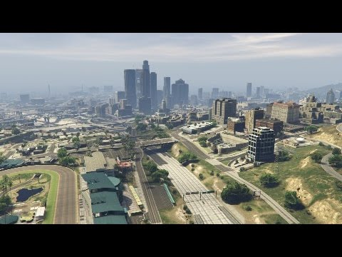 GTA Online - Custom Job Reviews Ep1: Downtown Finewood Circuit