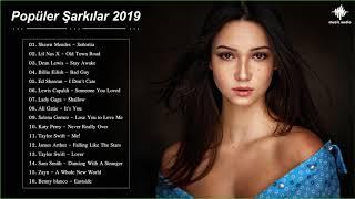 Popüler Şarkılar 2019 Yabancı   En Iyi Yabancı Şarkı 2019