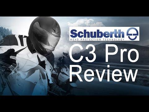 Schuberth C3 Pro Klapphelm - Test und Review - GoPro HD HERO 3+ - FUll HD 1080p - German