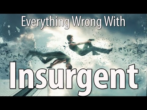 Everything Wrong With Insurgent In 18 Minutes Or Less