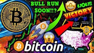 YES!!! BITCOIN HUGE VICTORY!!! BULL RUN SOON!!? 20,000 STORES OFFER BTC for SALE!!