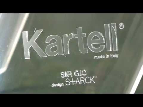 Kartell - Sir Gio Table