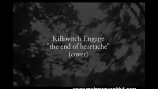 Killswitch Engage - The end of heartache (Acoustic Cover by My Inner Wealth)