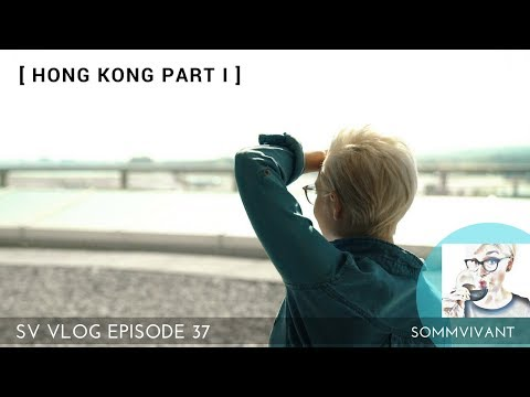 My DREAM TRIP from SF to HK, this is JUST THE BEGINNING:  HONG KONG PART I -SV VLOG, Ep. 37