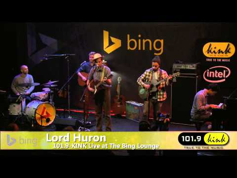 Lord Huron - The Ghost Of The Shore (Bing Lounge)