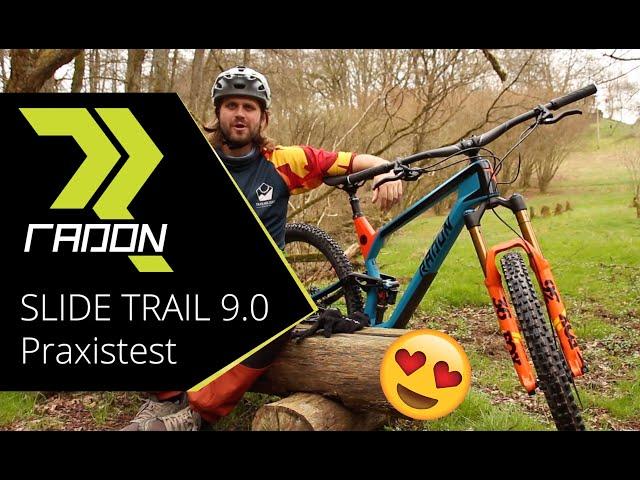 Radon Slide Trail 9.0 im Test - Der Erfahrungsbericht zum neuen Trailbike aus Bonn