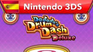 Dedede's Drum Dash Deluxe (Nintendo 3DS)