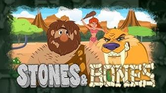 Stones & Bones Video Slot