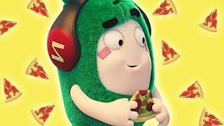Oddbods | Pizza Palooza | The Oddbods Show | Cartoons for Children