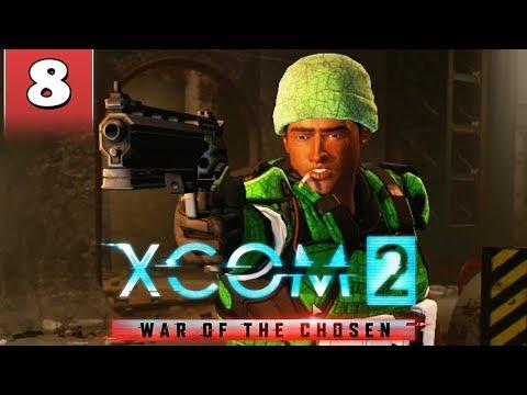 XCOM 2 War of the Chosen #8 - MAKING CONTACT WITH THE TEMPLARS