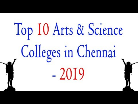 Top 10 Arts and Science Colleges in Chennai   NIRF Ranking   Best Arts and Science Colleges