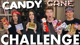 Merrell Twins vs. the Key Bros! Candy Cane Challenge with a BEAN BOOZLED TWIST! Give the vid a THUMBS UP if you want to WIN AN iPAD! Merrell Twins ...