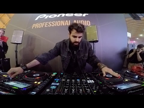 Rudeejay Live @ Pioneer Professional Audio Live Stage 2017 (