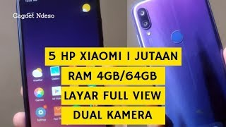 5 HP Xiaomi RAM 4GB Murah 2020. Nih, Review HP Xiaomi RAM 4GB termurah di tahun 2020. ○ Beli HP Xiao.