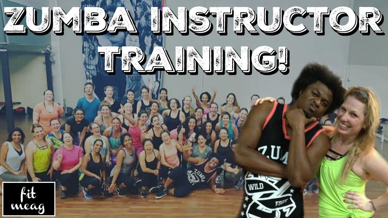 Zumba Instructor Training Youtube