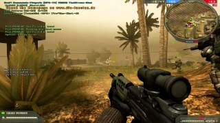Battlefield 2 Gameplay | Strike at Karkand Squadplay