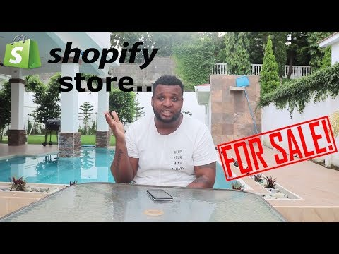 Before Buying a Pre-Built Shopify Store you NEED to Watch This!!!