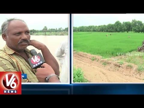 Mission Kakatiya Project Results In Khammam District   V6 News