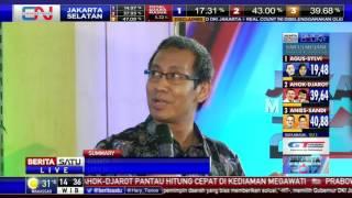 Dialog Quick Count Pilkada DKI Jakarta #3