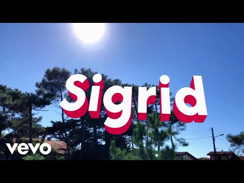 Sigrid - Sucker Punch (Lyric Video) Mp3
