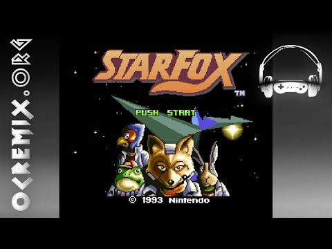 OC ReMix #1361: Star Fox 'Fortuna Favors the Funk' [BGM (Fortuna)] by djpretzel