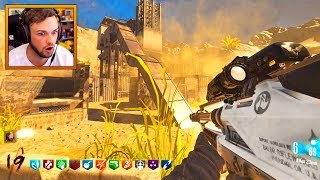 MW2 RUST meets COD ZOMBIES! - CHALLENGE! - (Custom BO3 Zombies…