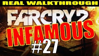 Far Cry 2 Walkthrough Infamous Difficulty - Part 27 - First APR Mission (Act 2)