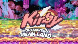 Kirby: Nightmare in Dream Land - Vs. King Dedede (Fountain of Dreams)
