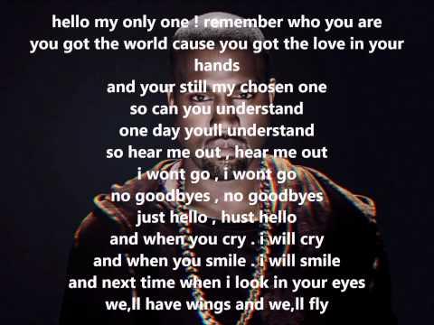 Kanye West Ft Paul Mccartney - Only One [Lyrics]