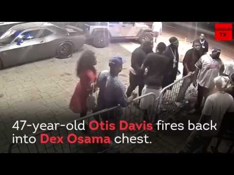 Dex Osama Video Getting Shot And Killed At Strip Club [LIVE VIDEO]