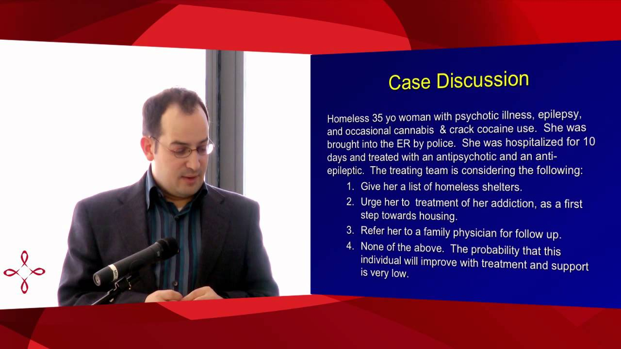 Dr  Matt Levy: Homelessness & Mental Health (Casey House Mental Health  Series)