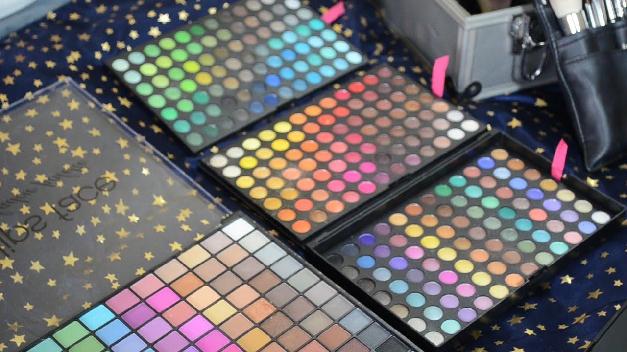 Como combinar colores de las sombras de ojos youtube for Como combinar colores de pintura