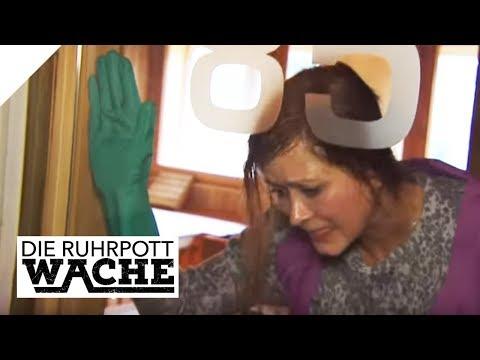 In der Sauna eingesperrt! Wollte jemand sie umbringen? | Die Ruhrpottwache | SAT.1 TV