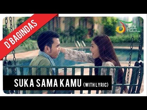 D'Bagindas - Suka Sama Kamu (with Lyric) | VC Trinity Mp3