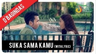 Download Mp3 D'bagindas - Suka Sama Kamu  With Lyric  | Vc Trinity