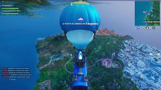 I PLAYED FORTNITE FOR THE FIRST TIME!!! #PasseiVergonha!!