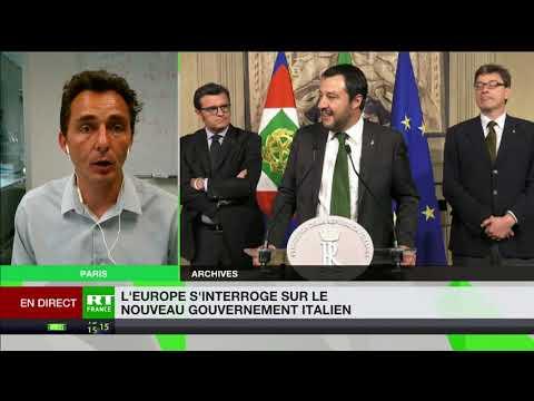 Italie : «La nomination de Conte ne va pas créer de vagues»