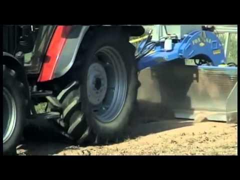 Αγροτικά Μηχανήματα - Σύστημα ισοπέδωσης ΜΟΒΑ Laser & GPS για Τρακτέρ & Σκαφίδες