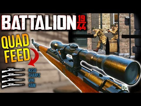 COMPETITIVE SNIPING Battalion 1944