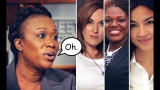 2018 Progressive Candidates Made a FOOL Out of Joy Ann Reid