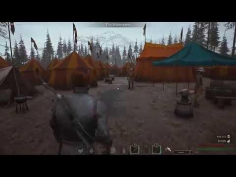 The Black Death - Update v0.09 Gameplay / Q&A