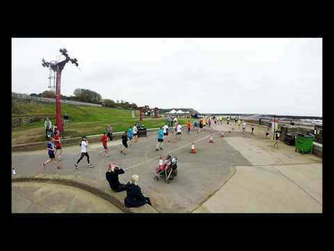 Yorkshire Coast 10k Scarborough