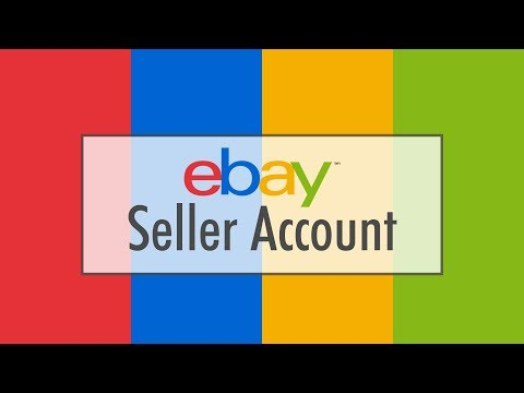 How to create seller account on eBay | Selling on eBay