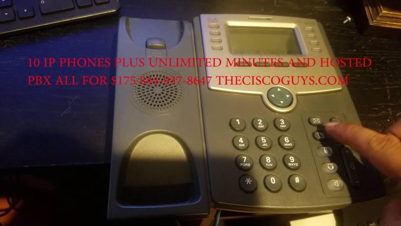 How to Register Cisco Spa504 303 508 509 501 514 phones with Freepbx  elastix pbx in a flash