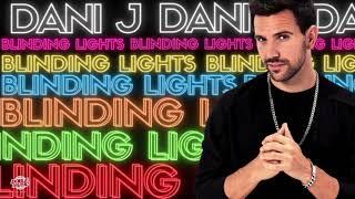 Dani J - Blinding Lights (Bachata Cover)